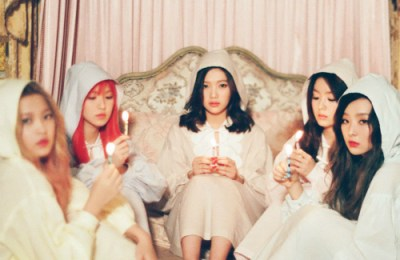 Red Velvet – Light Me Up