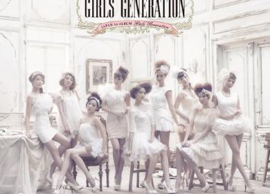 Girls' Generation (少女時代) – I'm In Love With The HERO