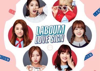 LABOUM (라붐) – LIKE U LOVE U (Soyeon with YUN of LUNAFLY)