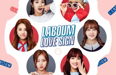 LABOUM (라붐) – LIKE U LOVE U (Soyeon with YUN of LUNAFLY)
