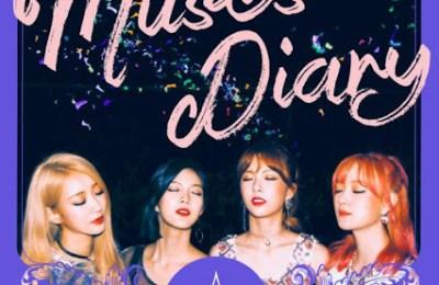 Nine Muses A – Lip 2 Lip (입술에 입술)