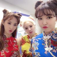 Yuri, Hyoyeon and Sooyoung