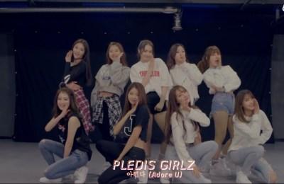 PRISTIN/PLEDIS Girlz – Adore U (아낀다)