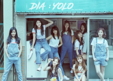 DIA – You Are My Flower (꽃, 달, 술) (DIA Ver.)