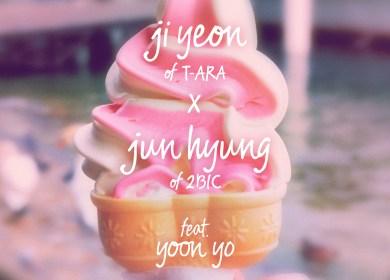Jiyeon (티아라 T-ARA) & Jun Hyung (2BIC) – Summer Love (바라보다 심쿵) (Feat. Yoon Yo)