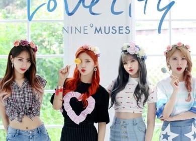 9MUSES – Love City (러브시티)