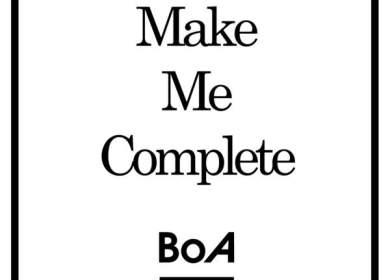 BoA – Make Me Complete
