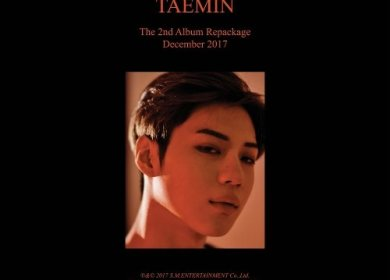 Taemin (태민) – I'm Crying (Korean Ver.)