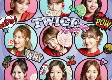 TWICE – Candy Pop