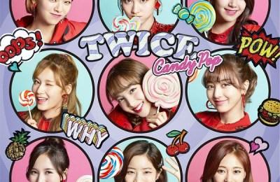 TWICE – Candy Pop
