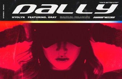 Hyolyn (효린) – Dally (달리) (feat. GRAY)