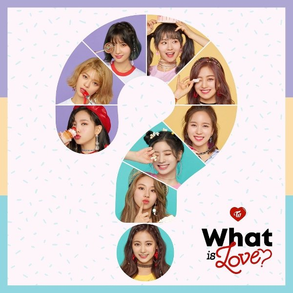 8fa6abc2b8 TWICE - What is Love? » Color Coded Lyrics