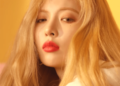 HyunA (현아) Lyrics Index