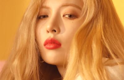 HyunA (현아) Lyrics Index