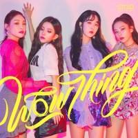 Seulgi x SinB x Chungha x Soyeon - Wow Thing » Color Coded