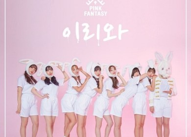 PinkFantasy – iriwa (이리와)