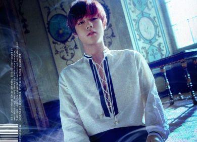 Park Jihoon (박지훈) – Young 20