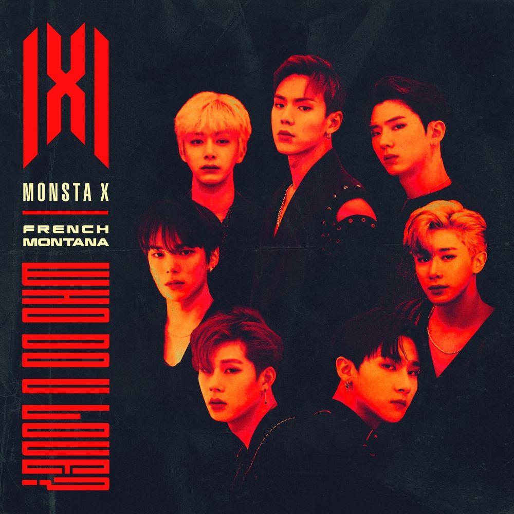 MONSTA X - WHO DO U LOVE? (Feat  French Montana) » Color Coded Lyrics