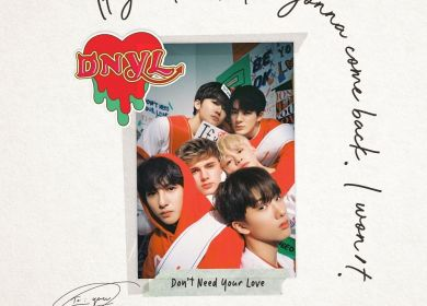 NCT DREAM X HRVY – Don't Need Your Love