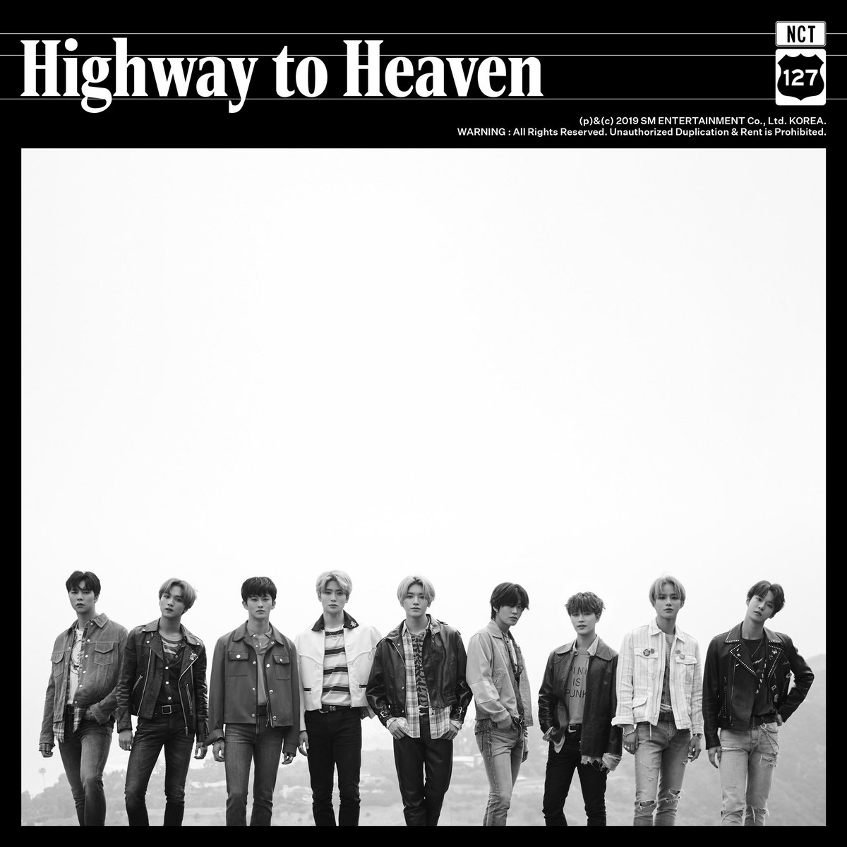 NCT 127 - Highway to Heaven (English Ver ) » Color Coded Lyrics