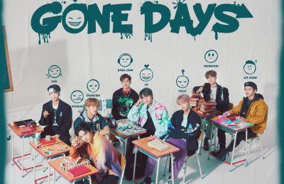 Stray Kids – Mixtape : Gone Days