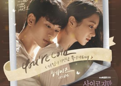Heize (헤이즈) – You're Cold (더 많이 사랑한 쪽이 아프대)