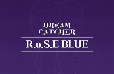 Dreamcatcher – R.o.S.E BLUE (OT7 Ver.)