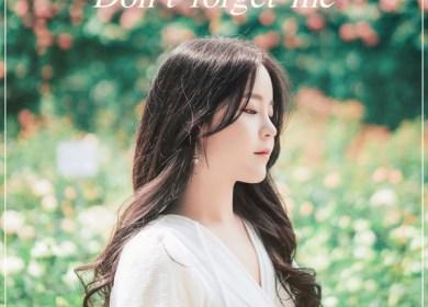 Kim Seulgi (슬기) – Don't Forget Me (잊지마)