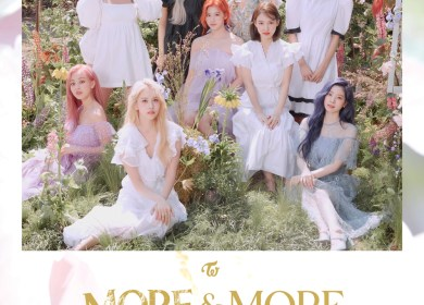 TWICE – MORE & MORE (English ver.)