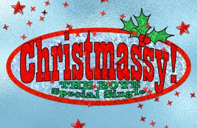 THE BOYZ – Christmassy!