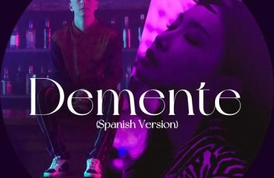 Chungha (청하) x Guaynaa – Demente (Spanish Ver.)