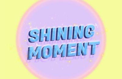 G-reyish – SHINING MOMENT