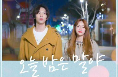 Jinho (진호) & BIBI (비비) – The Way You Look Tonight (오늘 밤은 말야)