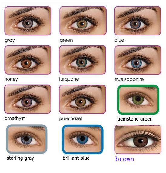 Fresh Look Contact Colors Color Contact Lenses Canada