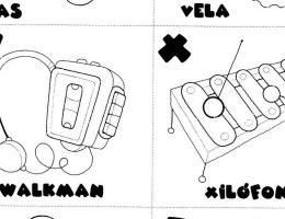 Dibujos Con La Letra W Para Ninos En Espanol On Log Wall