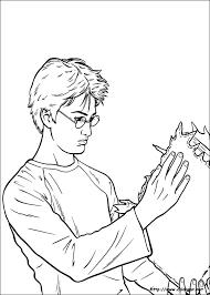 Dibujos De Harry Potter Para Imprimir Y Pintar Colorear