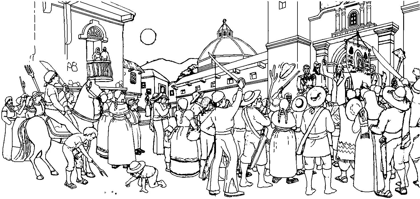 Pintar 15 Para Septiembre Mexico De