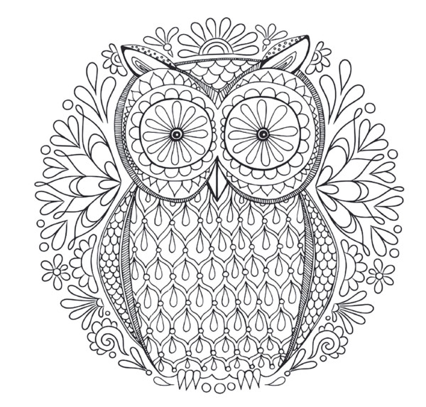 Imagenes Para Dibujar Mandalas De Animales On Log Wall