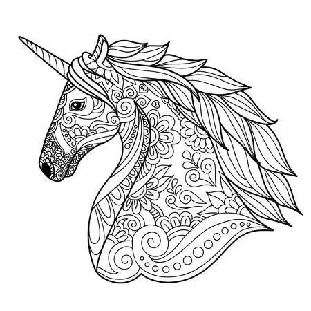 Dibujos De Lol Para Colorear De Unicornio On Log Wall