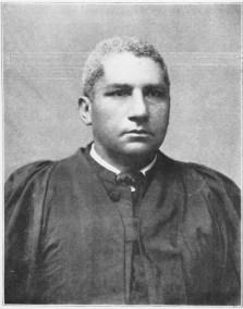 Portrait of Bishop Henry McNeal Turner