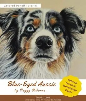 Blue Eyed Aussie Tutorial