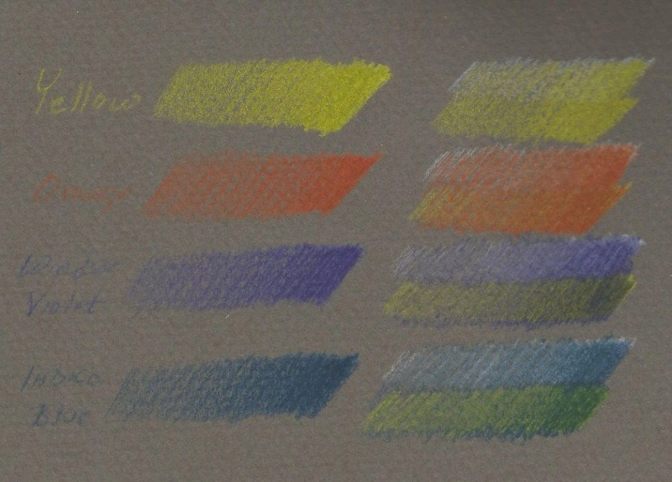 Why Some Colors Don't Show on Black Paper