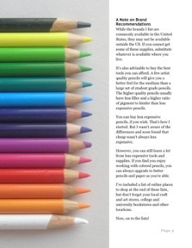 Get Started with Colored Pencils