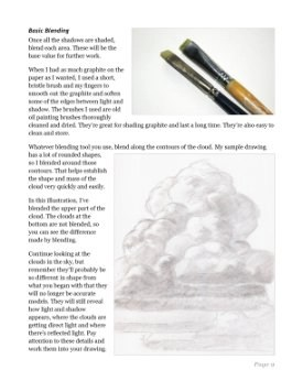 Drawing Clouds from Life Tutorial Page 9