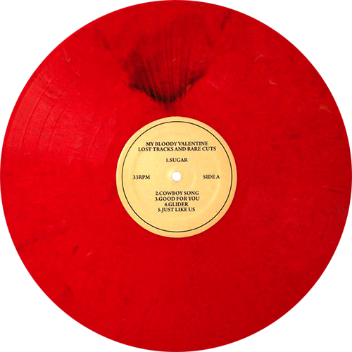 My Bloody Valentine Lost Tracks And Rare Cuts Colored Vinyl