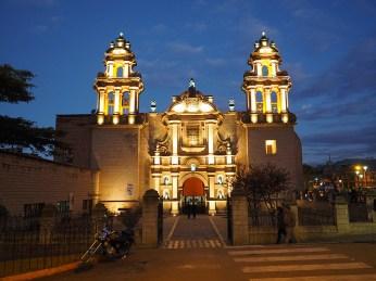 Der Convento La Recoleta