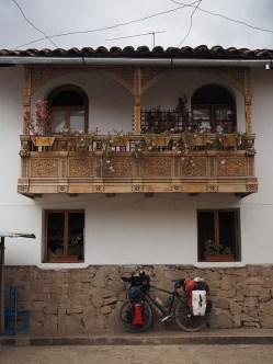 Auch hier ein typischer italienischer Balkon