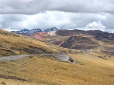 Weiterer Ausblick nach dem Abra Alpamarca