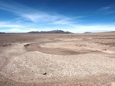 Und noch mehr Wüste