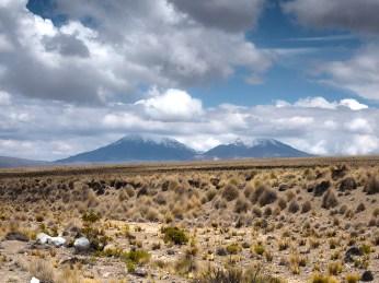 Die Zwillinge Parinacota und Pomorape